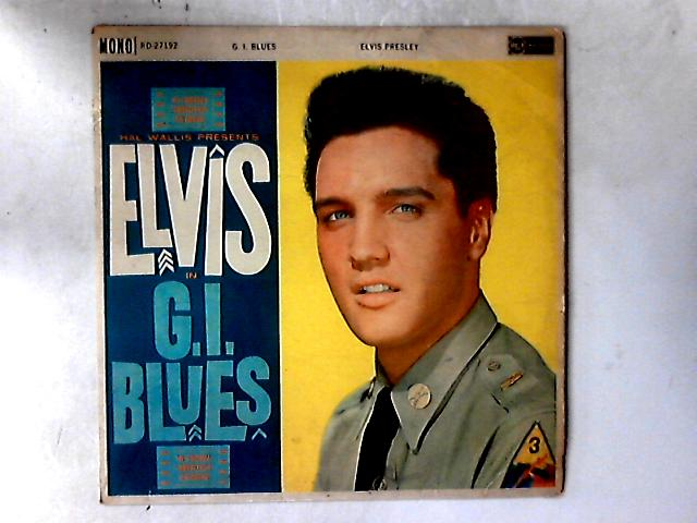 G.I. Blues LP by Elvis Presley