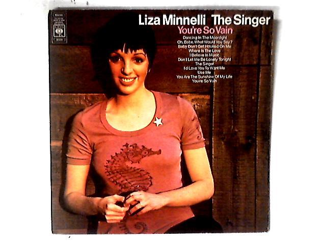 The Singer LP by Liza Minnelli