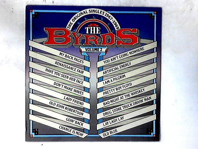 The Original Singles 1967-1969, Vol. 2 LP COMP by The Byrds