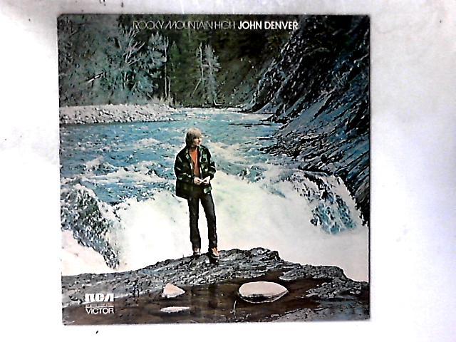 Rocky Mountain High LP By John Denver