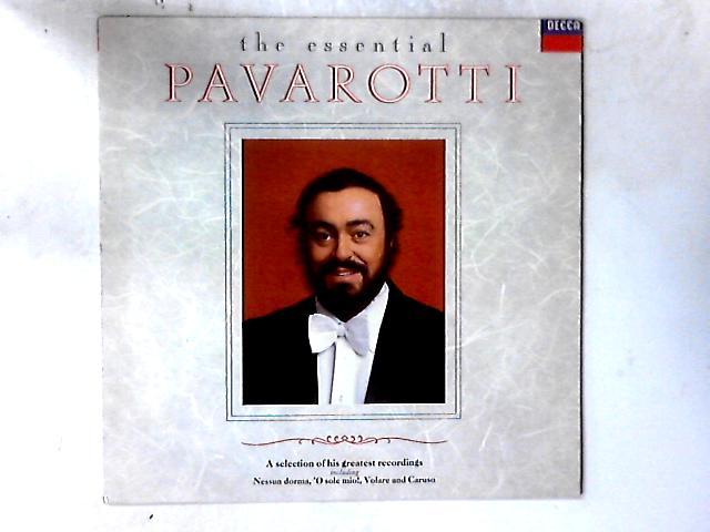 The Essential Pavarotti 2xLP COMP by Luciano Pavarotti