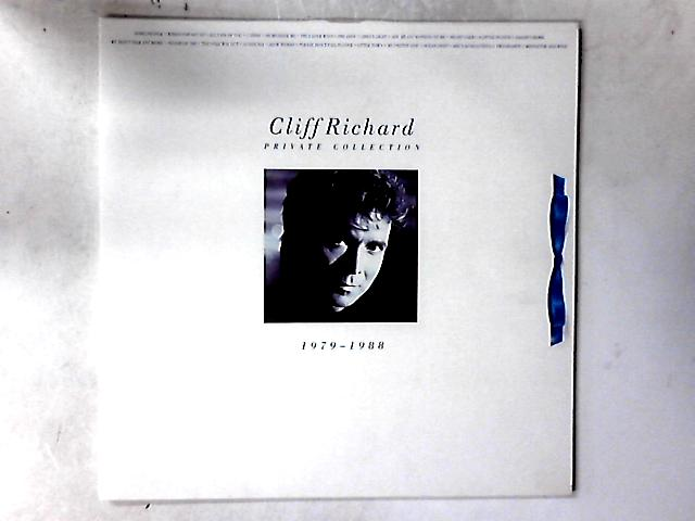Private Collection (1979 - 1988) 2xLP COMP by Cliff Richard