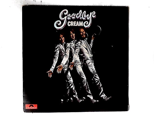 Goodbye LP by Cream (2)