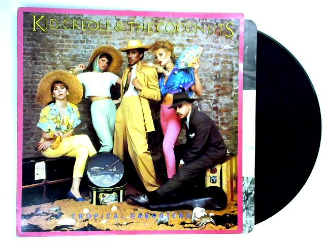 Tropical Gangsters LP 1st by Kid Creole & The Coconuts