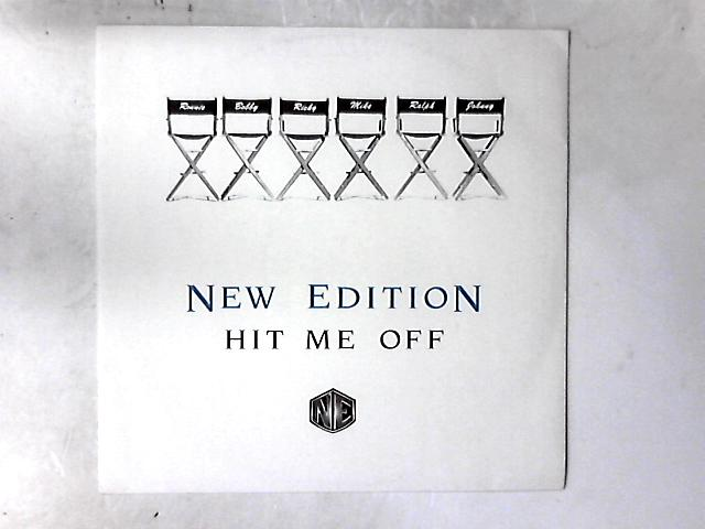 Hit Me Off 12in by New Edition