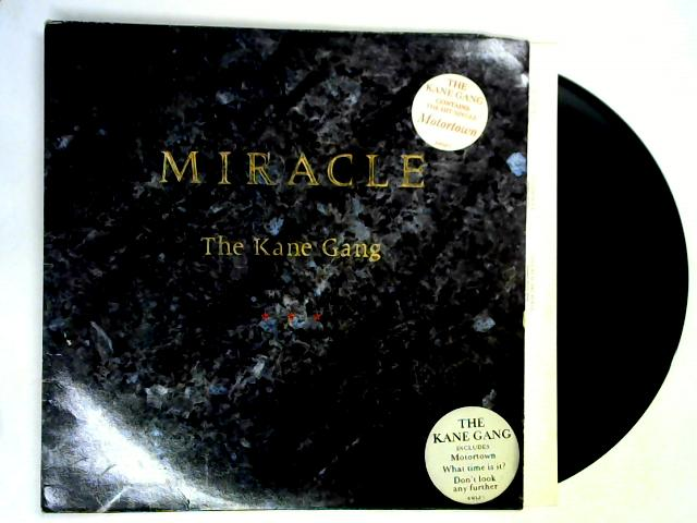 Miracle LP 1st By The Kane Gang