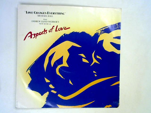 Love Changes Everything 12in By Michael Ball
