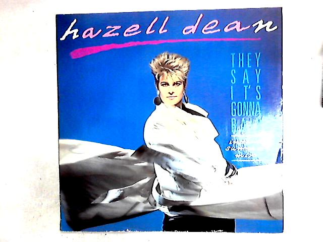 They Say It's Gonna Rain (Indian Summer Mix) 12in By Hazell Dean