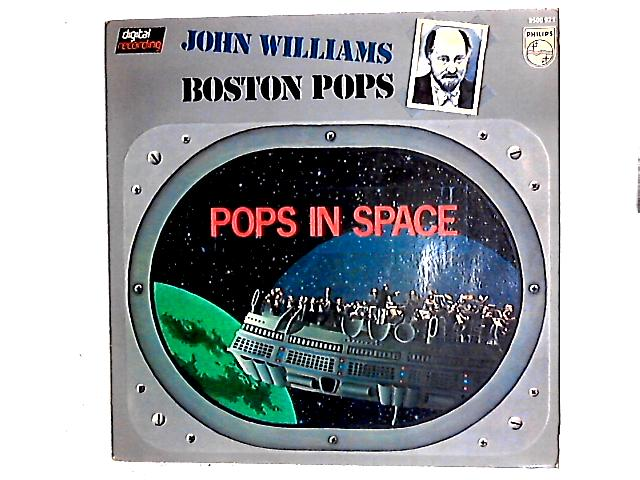 Pops In Space LP By John Williams