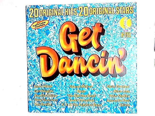 Get Dancin' Comp By Various