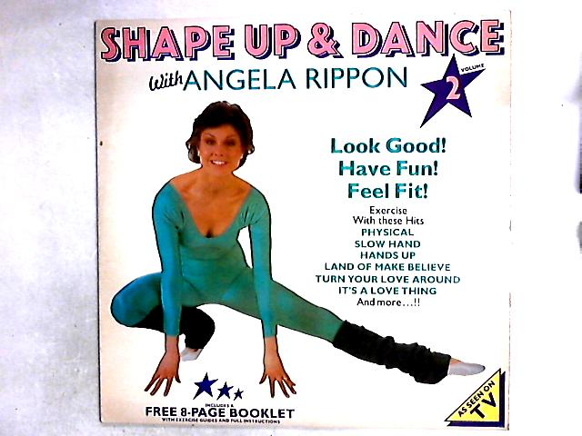 Shape Up & Dance Volume 2 LP + Poster by Angela Rippon
