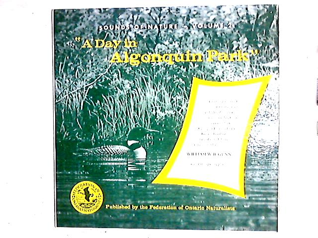 A Day In Algonquin Park LP by Unknown Artist