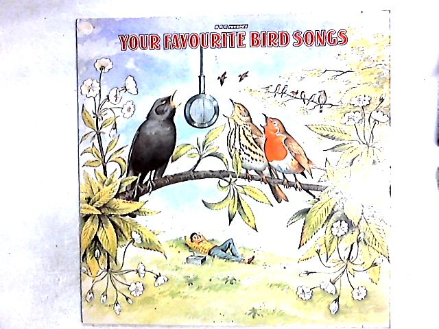 Your Favourite Bird Songs LP By David Tombs