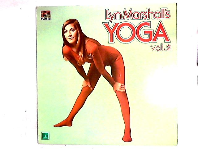 Yoga Vol.2 LP by Lyn Marshall