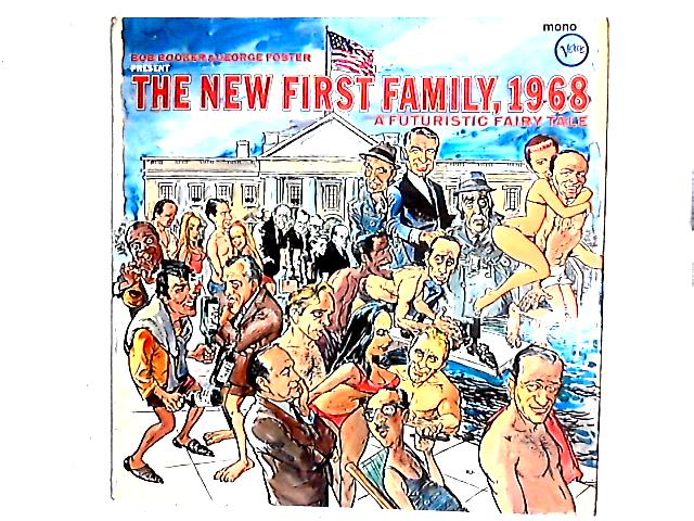 The New First Family, 1968 - A Futuristic Fairy Tale LP By Bob Booker