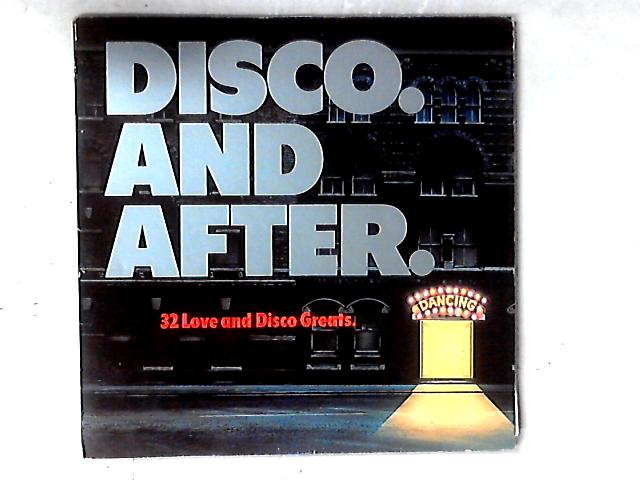 Disco And After 2xLP COMP By Various