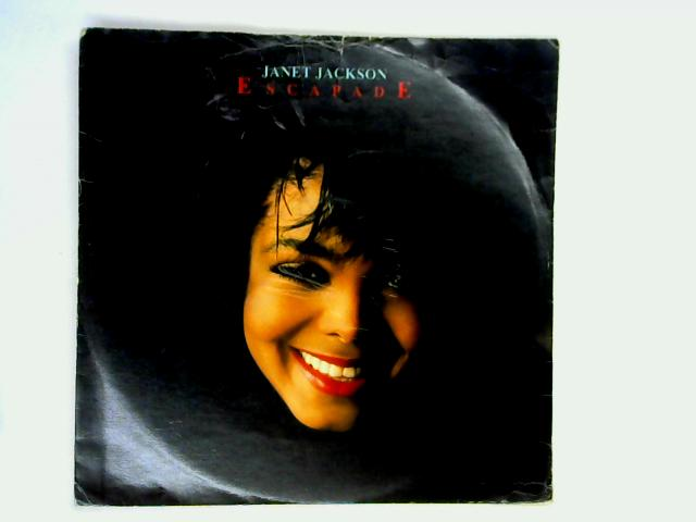 Escapade 12in 1st By Janet Jackson