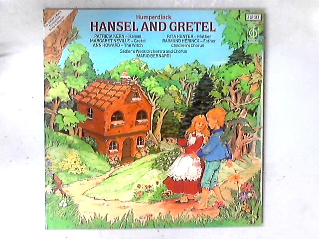 The Story Of Hansel And Gretel 2xLP By Patricia Kern