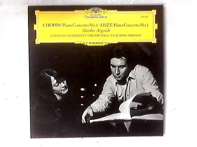 Klavierkonzert Nr. 1 - Klavierkonzert Nr. 1 LP By Frédéric Chopin