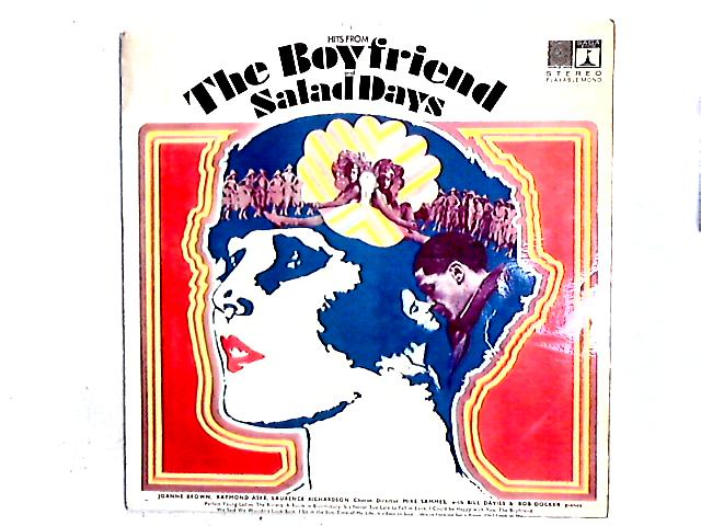 Hits From The Boyfriend And Salad Days LP By Joanne Brown