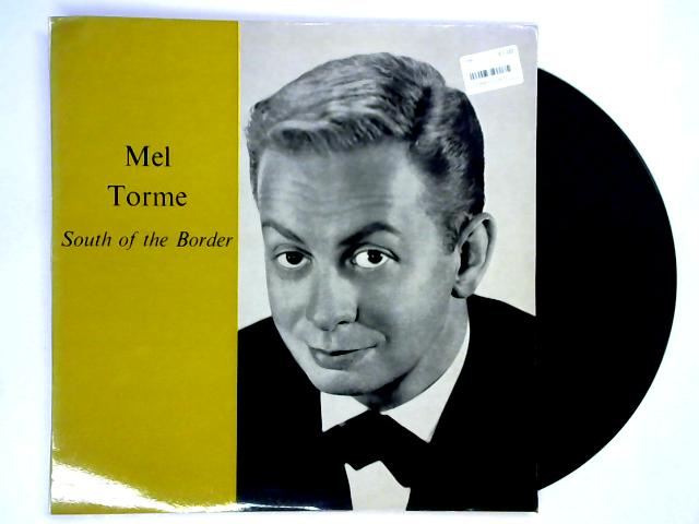 South Of The Border LP By Mel Tormé