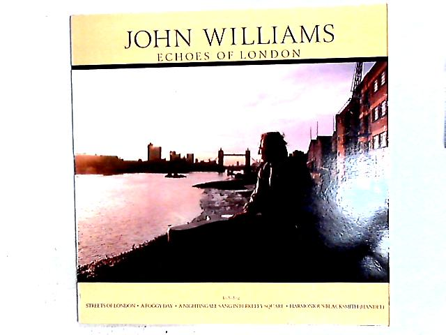 Echoes Of London LP By John Williams