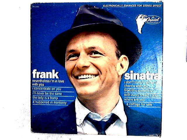 Nevertheless I'm In Love With You Comp By Frank Sinatra