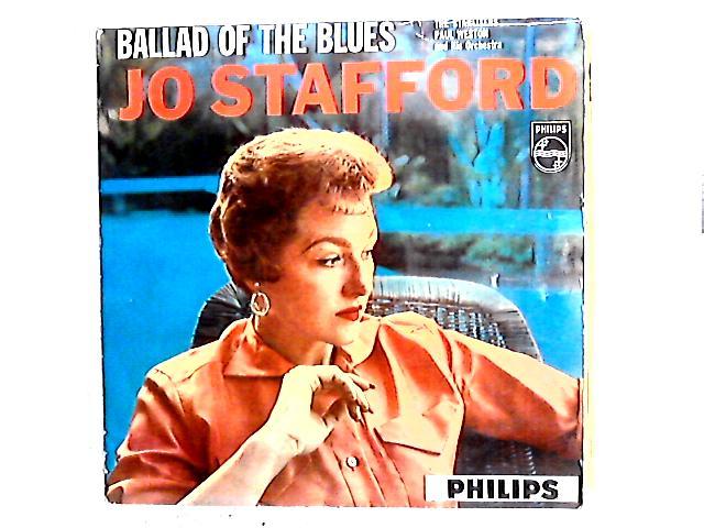 Ballad Of The Blues LP By Jo Stafford