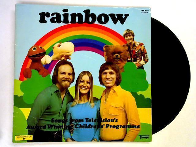 Rainbow LP no slv By Rod, Matt and Jane