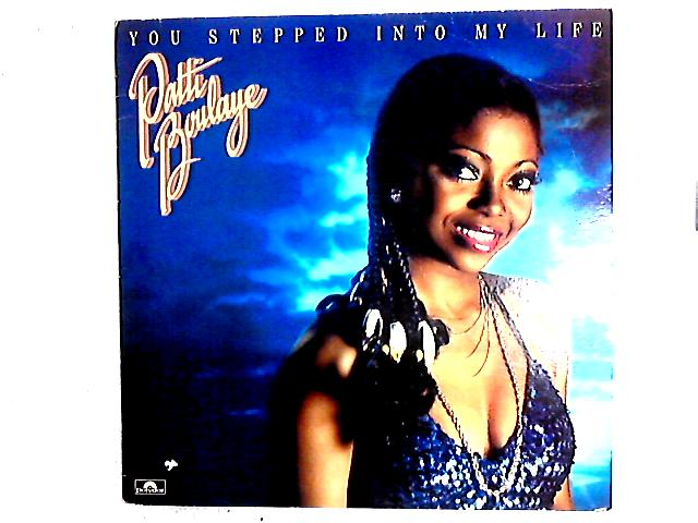 You Stepped Into My Life LP By Patti Boulaye