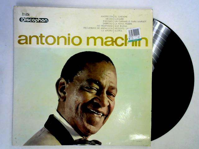 Antonio Machín LP By Antonio Machín