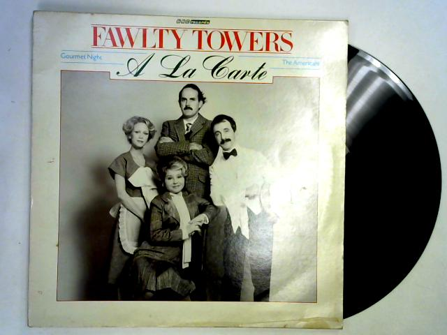 Fawlty Towers – A La Carte LP By John Cleese, Connie Booth