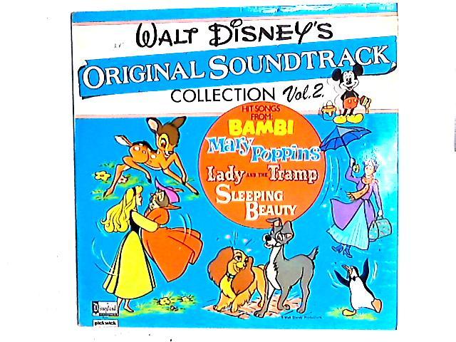 Walt Disney's Original Soundtrack Collection Vol. 2 Comp By Various