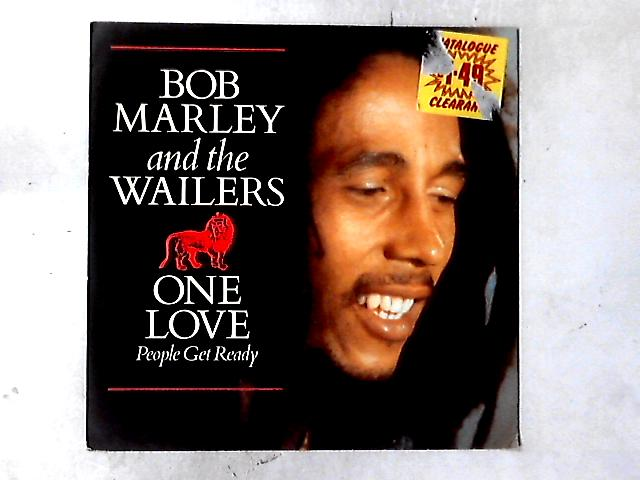 One Love People Get Ready 12in by Bob Marley & The Wailers