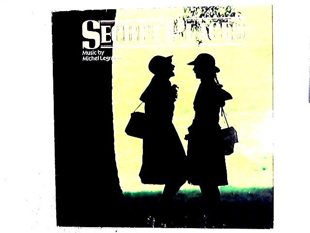 Secret Places LP by Michel Legrand