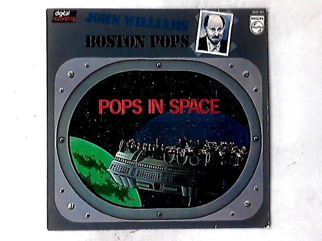 Pops In Space LP by John Williams (4)