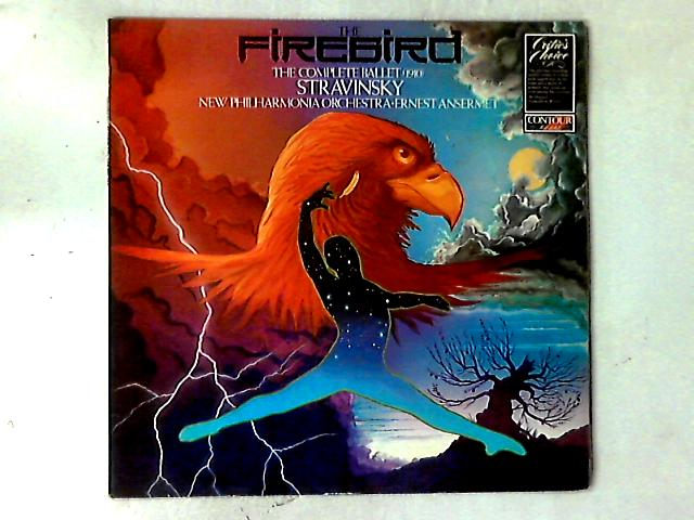 Stravinsky: The Firebird The Complete Ballet (1910) LP By New Philharmonia Orchestra