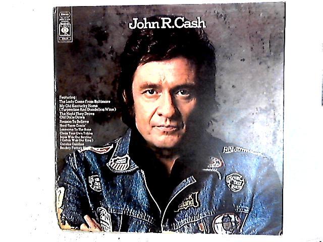 John R. Cash LP by Johnny Cash
