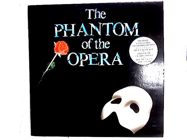 The Phantom Of The Opera 2LP Gat + Booklet by Andrew Lloyd Webber
