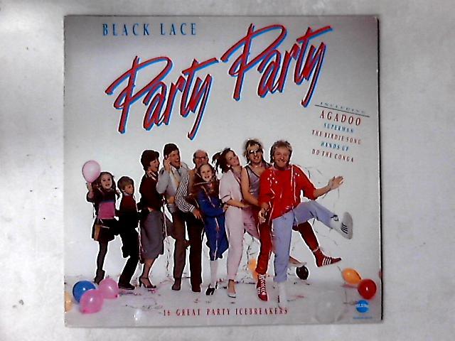 Party Party LP by Black Lace
