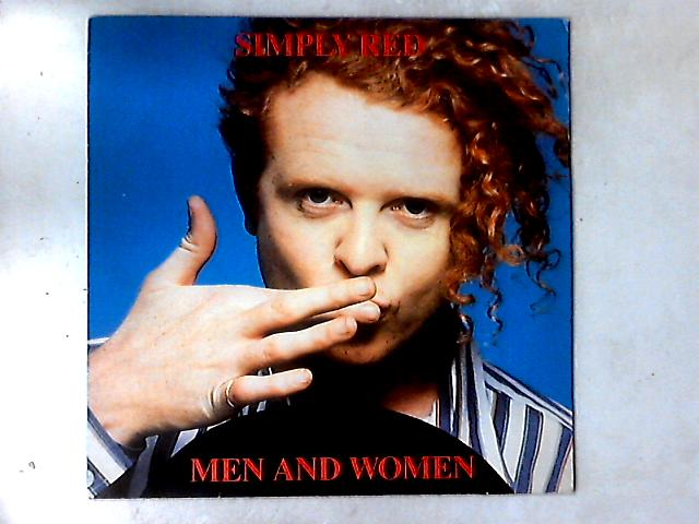 Men And Women LP by Simply Red