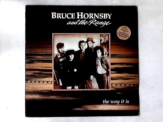 The Way It Is LP by Bruce Hornsby And The Range