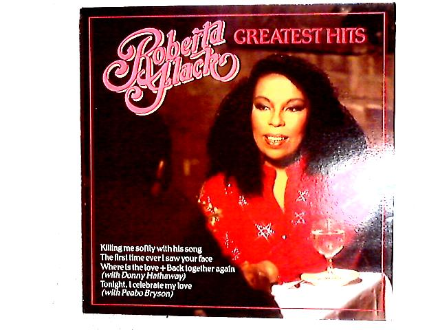 Greatest Hits Comp by Roberta Flack