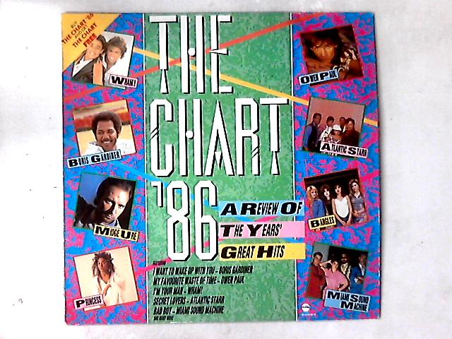 The Chart / The Chart '86 LP COMP by Various