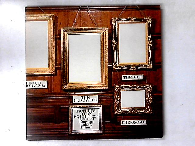 Pictures At An Exhibition LP by Emerson, Lake & Palmer