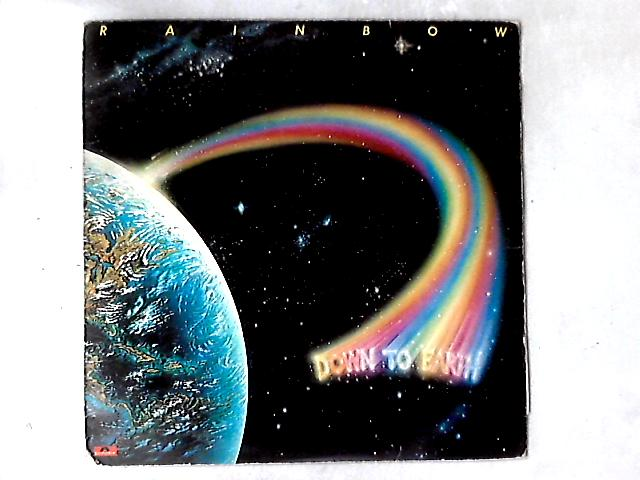 Down To Earth LP by Rainbow