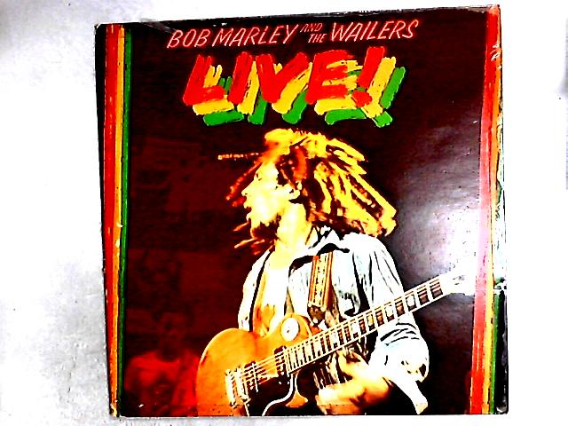 Live! At The Lyceum LP by Bob Marley & The Wailers