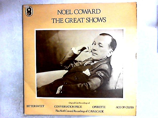 The Great Shows 2LP Comp By Noël Coward