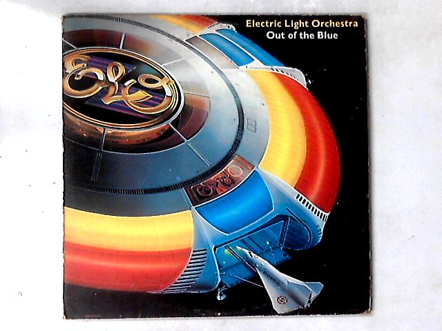 Out Of The Blue 2xLP by Electric Light Orchestra