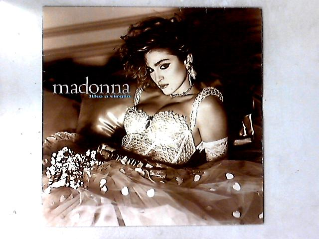 Like A Virgin LP by Madonna